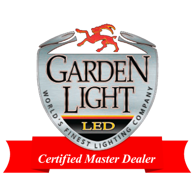 Garden Light LED Certified Dealer Logo